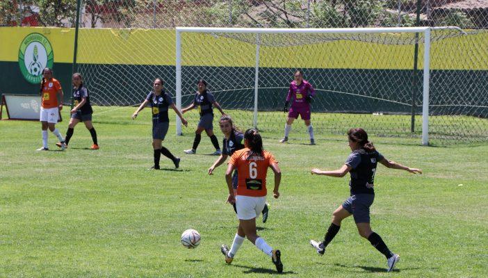 A semifinales de la Copa Jalisco la Selección Femenil de Zapotlán
