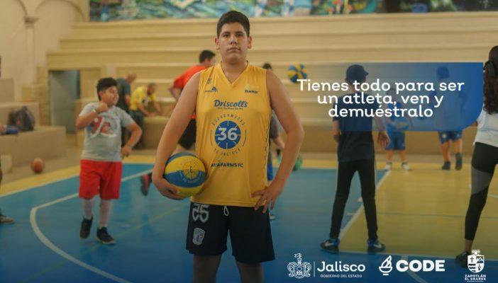 Seleccionará CODE Jalisco a los nuevos talentos deportivos de Zapotlán el Grande