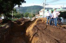 Registra 75% de construcción primera sección del Mega Colector Pluvial
